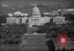 Image of Building of dept of agriculture and commerce White House Capitol Washington DC USA, 1939, second 19 stock footage video 65675032326
