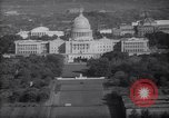 Image of Building of dept of agriculture and commerce White House Capitol Washington DC USA, 1939, second 22 stock footage video 65675032326