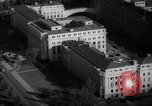Image of Building of dept of agriculture and commerce White House Capitol Washington DC USA, 1939, second 33 stock footage video 65675032326