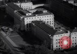 Image of Building of dept of agriculture and commerce White House Capitol Washington DC USA, 1939, second 35 stock footage video 65675032326