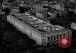 Image of Building of dept of agriculture and commerce White House Capitol Washington DC USA, 1939, second 53 stock footage video 65675032326