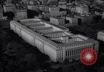 Image of Building of dept of agriculture and commerce White House Capitol Washington DC USA, 1939, second 55 stock footage video 65675032326
