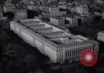 Image of Building of dept of agriculture and commerce White House Capitol Washington DC USA, 1939, second 59 stock footage video 65675032326
