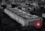 Image of Building of dept of agriculture and commerce White House Capitol Washington DC USA, 1939, second 61 stock footage video 65675032326