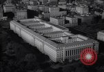 Image of Building of dept of agriculture and commerce White House Capitol Washington DC USA, 1939, second 62 stock footage video 65675032326