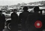 Image of Romanian delegation in Moscow Moscow Russia Soviet Union, 1948, second 18 stock footage video 65675032337