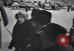 Image of Romanian delegation in Moscow Moscow Russia Soviet Union, 1948, second 27 stock footage video 65675032337