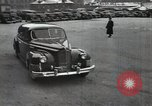 Image of Romanian delegation in Moscow Moscow Russia Soviet Union, 1948, second 33 stock footage video 65675032337