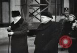 Image of Romanian delegation in Moscow Moscow Russia Soviet Union, 1948, second 54 stock footage video 65675032337