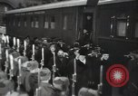 Image of Romanian delegation in Moscow Moscow Russia Soviet Union, 1948, second 57 stock footage video 65675032337