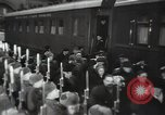 Image of Romanian delegation in Moscow Moscow Russia Soviet Union, 1948, second 59 stock footage video 65675032337