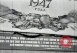 Image of fruits and vegetables exhibition Kolomna Russia, 1947, second 4 stock footage video 65675032347