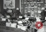 Image of fruits and vegetables exhibition Kolomna Russia, 1947, second 13 stock footage video 65675032347