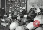 Image of fruits and vegetables exhibition Kolomna Russia, 1947, second 14 stock footage video 65675032347