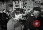 Image of fruits and vegetables exhibition Kolomna Russia, 1947, second 30 stock footage video 65675032347