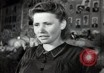 Image of fruits and vegetables exhibition Kolomna Russia, 1947, second 42 stock footage video 65675032347