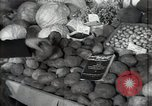 Image of fruits and vegetables exhibition Kolomna Russia, 1947, second 56 stock footage video 65675032347