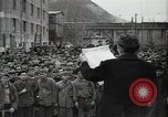 Image of Bulgarian citizens signing letter of appreciation Sofia Bulgaria, 1947, second 10 stock footage video 65675032349
