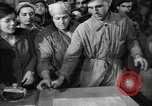 Image of Bulgarian citizens signing letter of appreciation Sofia Bulgaria, 1947, second 56 stock footage video 65675032349
