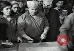 Image of Bulgarian citizens signing letter of appreciation Sofia Bulgaria, 1947, second 57 stock footage video 65675032349