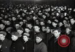 Image of pre-election gathering Moscow Russia Soviet Union, 1947, second 30 stock footage video 65675032356