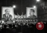 Image of pre-election gathering Moscow Russia Soviet Union, 1947, second 34 stock footage video 65675032356