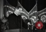 Image of pre-election gathering Moscow Russia Soviet Union, 1947, second 37 stock footage video 65675032356