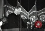 Image of pre-election gathering Moscow Russia Soviet Union, 1947, second 39 stock footage video 65675032356