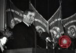 Image of pre-election gathering Moscow Russia Soviet Union, 1947, second 40 stock footage video 65675032356
