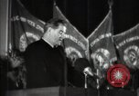 Image of pre-election gathering Moscow Russia Soviet Union, 1947, second 41 stock footage video 65675032356