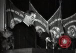 Image of pre-election gathering Moscow Russia Soviet Union, 1947, second 42 stock footage video 65675032356