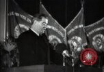 Image of pre-election gathering Moscow Russia Soviet Union, 1947, second 44 stock footage video 65675032356