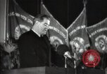 Image of pre-election gathering Moscow Russia Soviet Union, 1947, second 46 stock footage video 65675032356