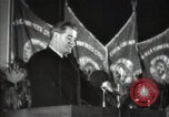 Image of pre-election gathering Moscow Russia Soviet Union, 1947, second 52 stock footage video 65675032356