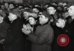 Image of pre-election gathering Moscow Russia Soviet Union, 1947, second 59 stock footage video 65675032356