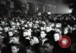 Image of Russian Officials addressing workers Moscow Russia Soviet Union, 1947, second 13 stock footage video 65675032357