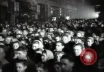 Image of Russian Officials addressing workers Moscow Russia Soviet Union, 1947, second 14 stock footage video 65675032357