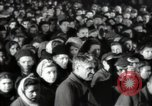 Image of Russian Officials addressing workers Moscow Russia Soviet Union, 1947, second 25 stock footage video 65675032357