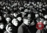 Image of Russian Officials addressing workers Moscow Russia Soviet Union, 1947, second 26 stock footage video 65675032357