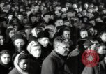 Image of Russian Officials addressing workers Moscow Russia Soviet Union, 1947, second 27 stock footage video 65675032357