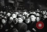 Image of Russian Officials addressing workers Moscow Russia Soviet Union, 1947, second 45 stock footage video 65675032357