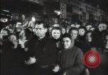 Image of Russian Officials addressing workers Moscow Russia Soviet Union, 1947, second 50 stock footage video 65675032357