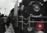 Image of Dynamo Sports Club athletes Moscow Russia Soviet Union, 1956, second 7 stock footage video 65675032360
