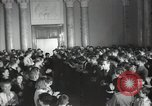 Image of premier of a Russian movie Russia, 1948, second 11 stock footage video 65675032364