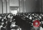 Image of premier of a Russian movie Russia, 1948, second 12 stock footage video 65675032364