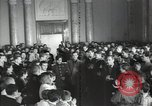 Image of premier of a Russian movie Russia, 1948, second 16 stock footage video 65675032364