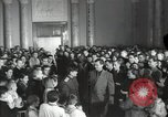 Image of premier of a Russian movie Russia, 1948, second 19 stock footage video 65675032364