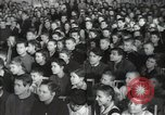 Image of premier of a Russian movie Russia, 1948, second 41 stock footage video 65675032364