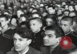 Image of premier of a Russian movie Russia, 1948, second 48 stock footage video 65675032364