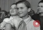 Image of premier of a Russian movie Russia, 1948, second 49 stock footage video 65675032364